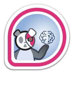 A Fedora badge for NeuroFedora contributors.